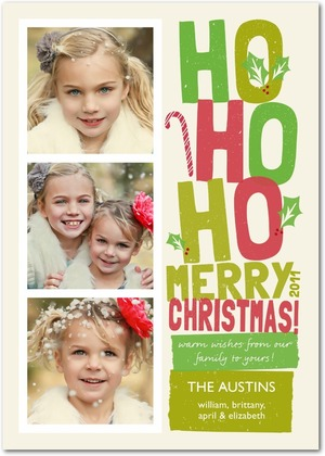 i love most about this company is the easy navigation and clear organization of the site for example when i was browsing through the holiday cards - Tiny Prints Christmas Cards