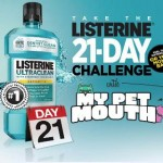The 21 Day Challenge is On